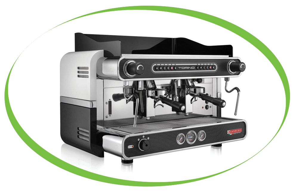 New Sanremo Coffee Machines Simply Great Coffee