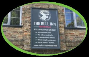 Bull Inn Logo