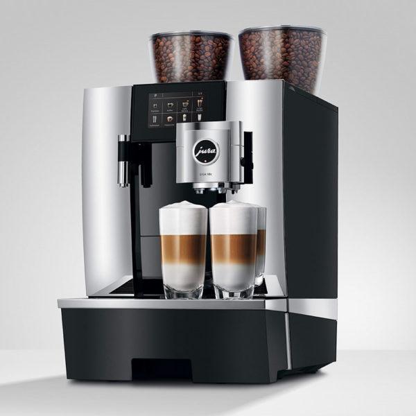 New Coffee Machine